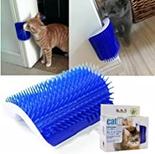 Massage brush pet groomer brush pet cat massage tool