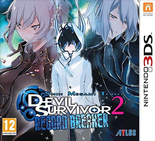 Shin Megami Tensei Devil Survivor 2 : Record Breaker
