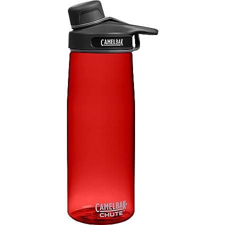 nouveau CamelBak Chute .75 L environ 708.73 g rouge Bouteille d/'eau . Lifesaver Ministries 25 oz