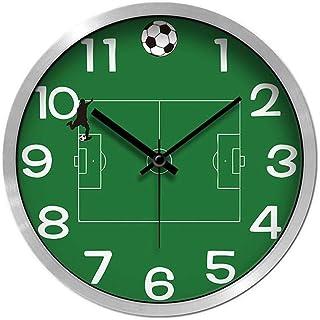 Reloj De Pared De Números Calidad del reloj de pared silenciosa for no hacer tictac del reloj de cuarzo con pilas de la Es...