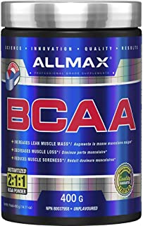 ALLMAX Nutrition BCAA - 14 oz