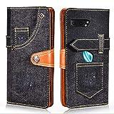 BELLA BEAR Case for Asus Rog Phone 2 Denim Design Fashional