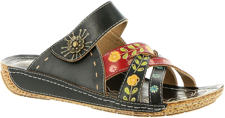 Women's L'Artiste by Spring Step, Leigh Slide Sandals