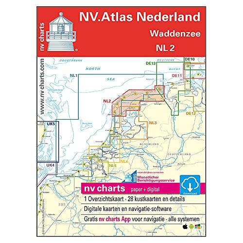 Niederlande, Satz NL 2 - Wattenmeer (NV.Atlas Kombipack)