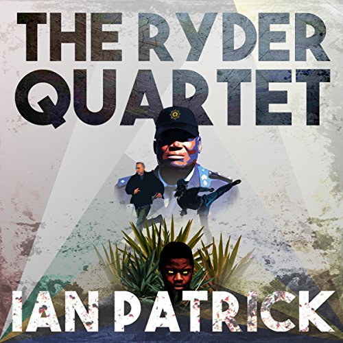 The Ryder Quartet audiobook cover art