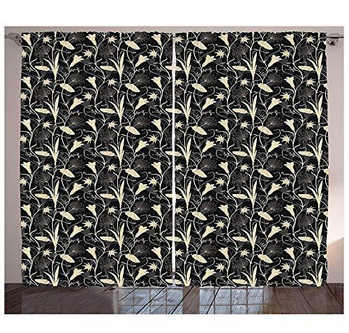 cortinas dormitorio zen