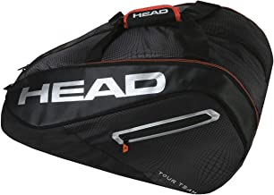 Head Paletero Tour Team 2019 Negro, Adultos Unisex, Talla Unica