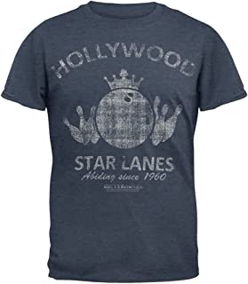 Big Lebowski - Hollywood Star Lanes Soft T-Shirt