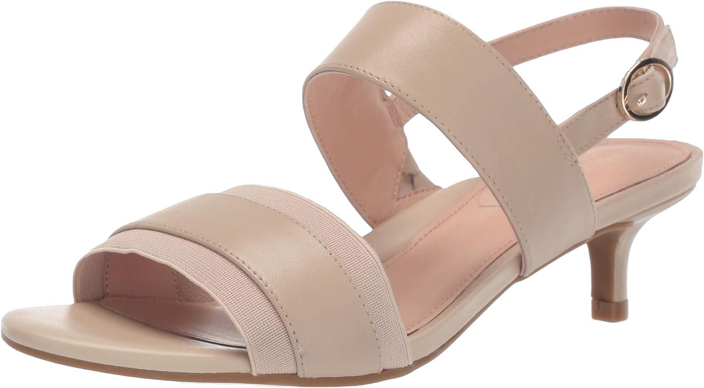 Taryn pink Womens Odette Heeled Sandal