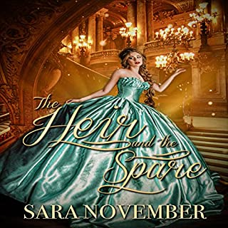 The Heir and the Spare audiobook cover art