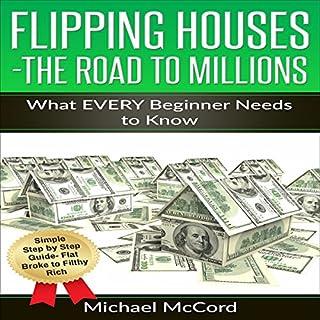 Flipping Houses audiobook cover art