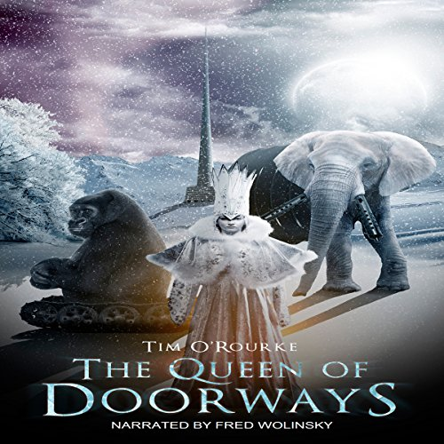 The Queen of Doorways audiobook cover art