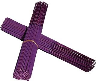 monthlysupply Unscented Incense Sticks Purple Color Sticks 11