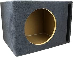 2.50 ft^3 Ported MDF Sub Woofer Enclosure for Single JL Audio 13.5