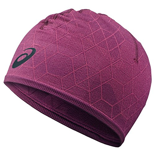 ASICS Beanie Graphic Prune Cosmo Pink