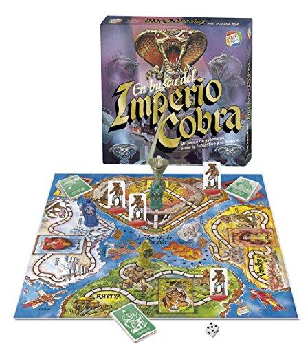 Cefa Toys- Disney Juego de mesa, Multicolor (21800)