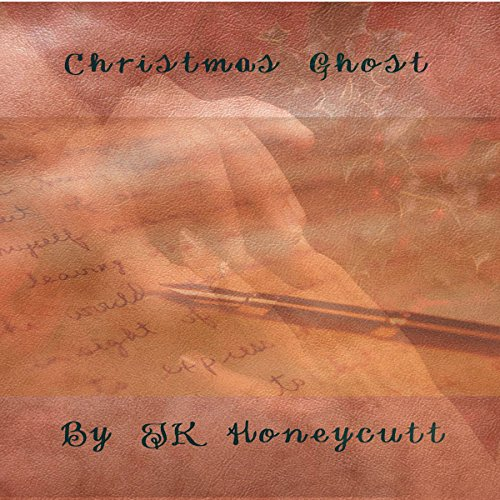 Christmas Ghost audiobook cover art