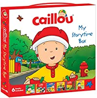 Caillou: My Storytime Box (Clubhouse)