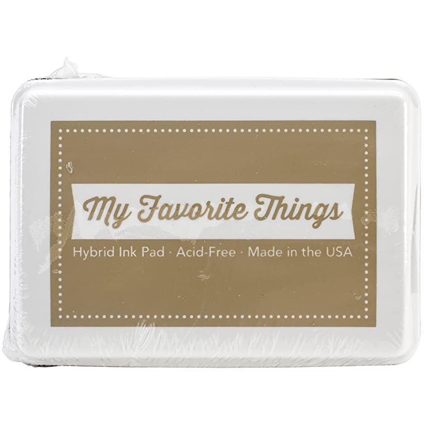 My Favorite Things Hybrid Ink Pad, 3 by 2-Inch, Kraft