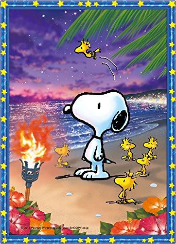 165ピース ジグソーパズル クリスタルパズル スヌーピー サンセットビーチ (ジグソーパズルタイプ)