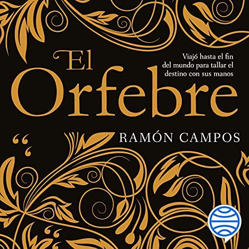 Diseño de la portada del título El orfebre
