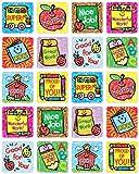 Carson Dellosa School Days: Kid-Drawn Motivational Stickers (0630)