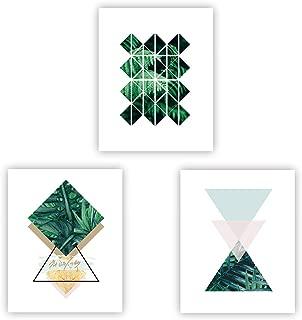 Best emerald green wall decor Reviews