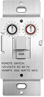 X10 WS469 Push Button Relay Wall Switch