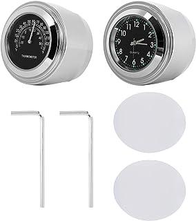 BESPORTBLE, 2 peças, para guidão de motocicleta, à prova d'água, 22 – 25 mm, acessórios para guidão e motocicleta