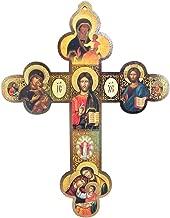 orthodox wooden cross