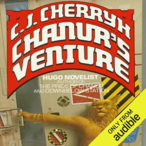 Chanur's Venture audiobook cover art