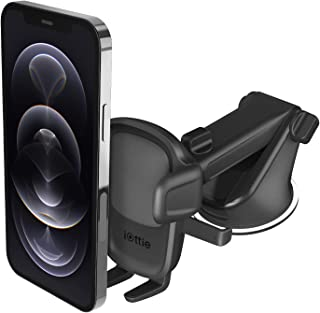 iOttie Easy One Touch 5 Dashboard & Windshield Car Mount Phone Holder Desk Stand for iPhone, Samsung, Moto, Huawei, Nokia,...