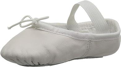 Bloch Unisex-Child Dance Girl's Dansoft Full Sole Leather Ballet Slipper/Shoe