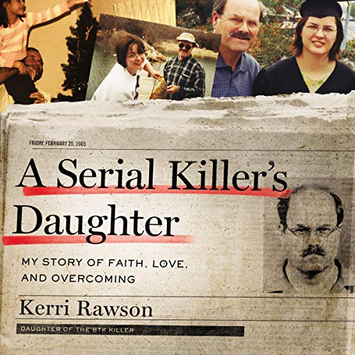 A Serial Killer's Daughter audiobook cover art
