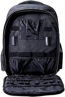 JTYX Barber Backpack Classic Black Portable Travel Hairdressing Backpack Waterproof Large Capacity Hairdresser Tool Bag