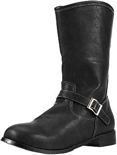 Chelsea Boots Homme Cuir Bottes Courtes à Talon Bas Bottines Vintage Grand Taille Souples Sole Chaussures De Ville