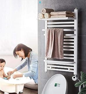 Calentador eléctrico de Toallas, radiador de Toallas con calefacción, toallero Inteligente para Calentar el baño del Hotel en casa, Secado a Temperatura Constante, 800X500mm
