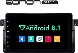 Car Stereo Single Din Car Stereo Radio,Eonon 9 Inch Android 8.1 Car Radio in Dash Touch Screen Car GPS Navigation
