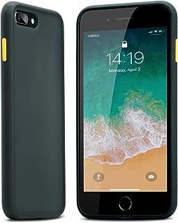 Funnytech/® Funda Silicona para Xiaomi Mi A1 Dinosaurios Fondo Naranja Gel Silicona Flexible, Dise/ño Exclusivo