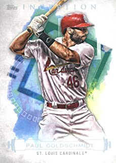 topps inception baseball cards