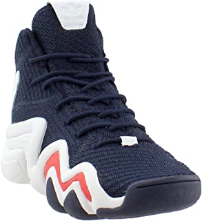 adidas Mens Crazy 8 Adv Primeknit Basketball Athletic Shoes,