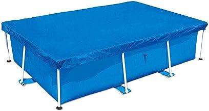 Funda para Piscina, Cobertor Invierno para Piscina Desmontable, Resistente a La Lluvia, 220x150CM/260x160CM/300x200CM/400x211CM