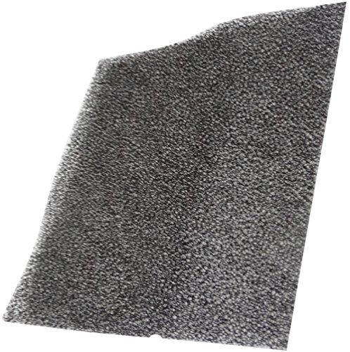 Aerzetix C17057 -10filtri di ricambio C1517030 ppi per griglia di protezione C15120,120x 120mm, ventola per computer