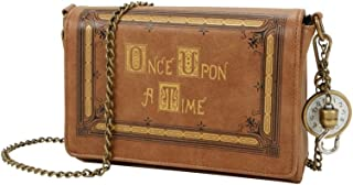 Once Upon A Time Book Cover Crossbody Handbag