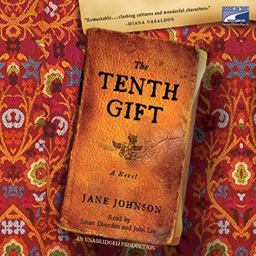 The Tenth Gift audiobook cover art