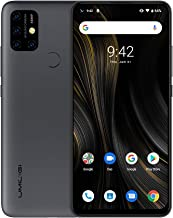 """UMIDIGI Power 3 6150mAh Monster Battery Unlock Cell Phone, 48MP Ultra Wide Macro Quad Camera, 6.53"""" FHD+ Android 10 Mobile..."""