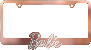 Best barbie license plate Reviews