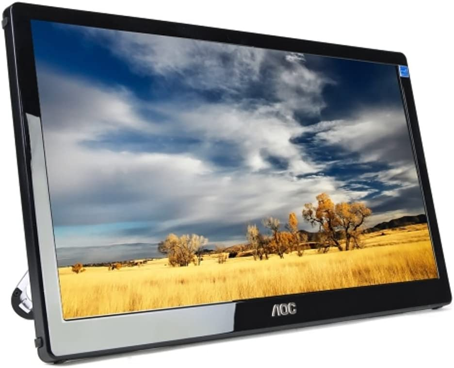 Recertified Aoc 15.6In Monitor Special price Some reservation 3 USB