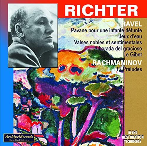 Plays Ravel & Rachmaninov