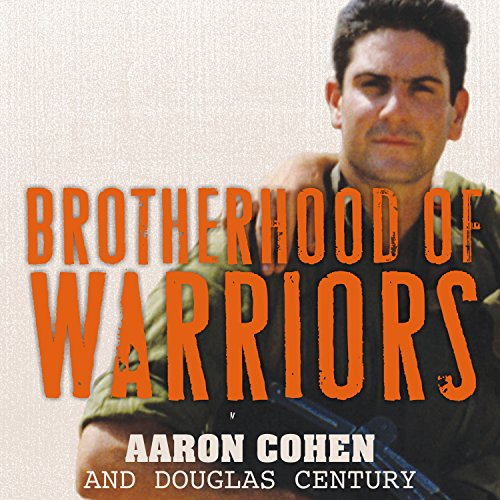 Brotherhood of Warriors audiobook cover art